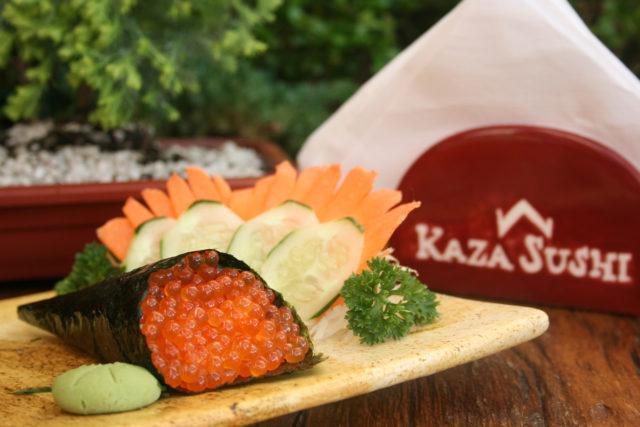 Culinária japonesa combina muito bem com verão