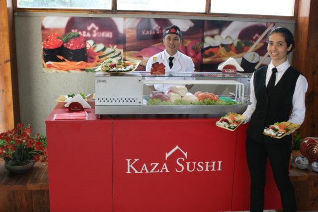 filas kaza sushi