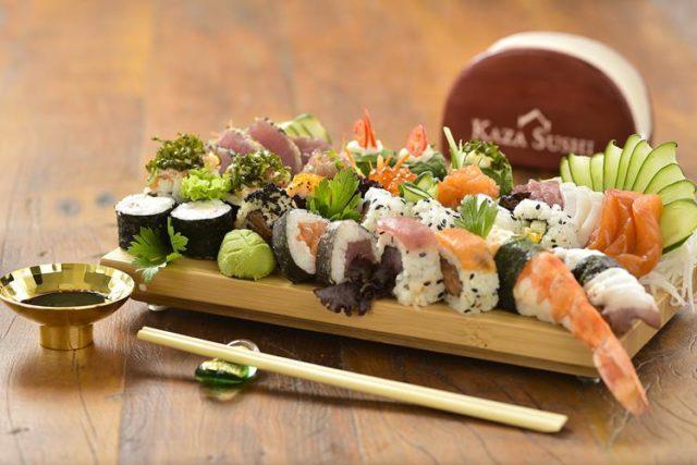 serviços Kaza Sushi