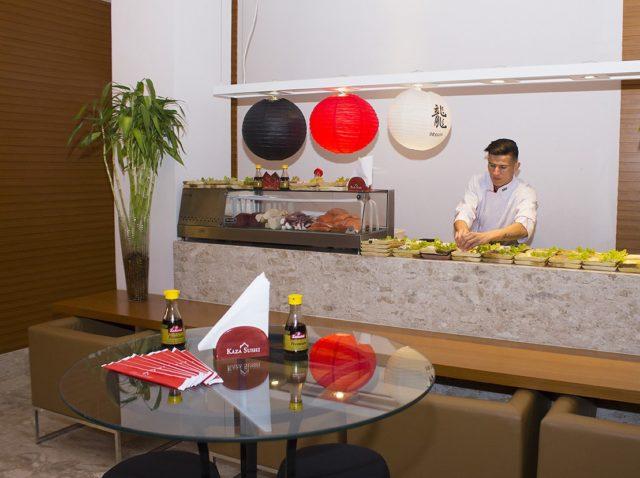 Sushi na sua casa: conforto e segurança em qualquer dia da semana