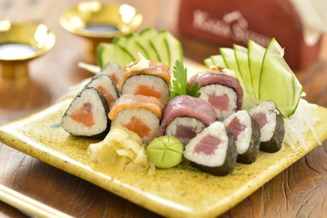 Conheça os melhores ingredientes para sushis mais saborosos
