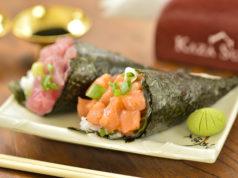 Experimente a comida japonesa com serviço à domicilio