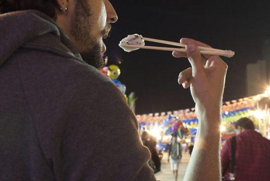 Como levar a gastronomia japonesa para sua Festa Julina?